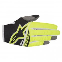 RĘKAWICE YOUTH ALPINESTARS RADAR FLIGH S8Y BL/YELL
