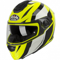 AIROH  KASK ST301 TIDE YELLOW GLOSS