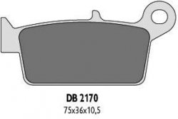 KLOCKI HAMULCOWE DELTA BRAKING KH131 DB2170MX-D