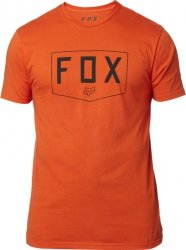 FOX T-SHIRT SHIELD PREMIUM ATOMIC ORANGE