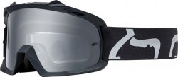 FOX GOGLE JUNIOR AIR SPACE RACE BLACK SZYBA CLEAR