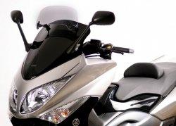 Szyba MRA YAMAHA T-MAX 500 (XP) 2008-2011 forma - XCTM1 (przyciemniana)