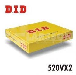 Komplet napędowy DID+JT 520 VX2 do Honda CR 96-04 CRF 02-03 - 2056639 -