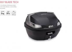 Kufer centralny Givi B37NT BLADE TECH Monolock - 37 Litrów