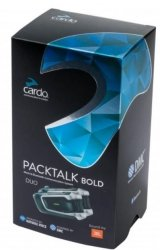 SCALA RIDER INTERKOM CARDO PACKTALK BOLD JBL DUO