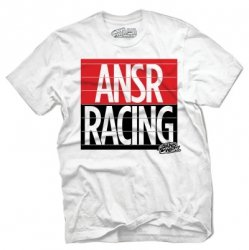 ANSWER TSHIRT CODZIENNY VISION WHITE