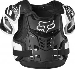 FOX BUZER RAPTOR BLACK/WHITE