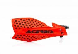 Acerbis Handbary X-Ultimate czerwono - czarny
