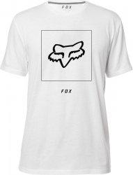 T-SHIRT FOX CRASS AIRLINE OPTIC WHITE