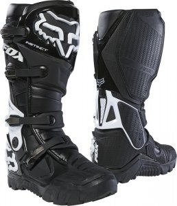 FOX BUTY OFF-ROAD INSTINCT X BLACK
