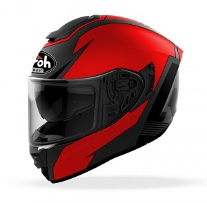 AIROH KASK INTEGRALNY ST501 TYPE RED MATT