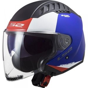 KASK LS2 OF600 COPTER URBANE MATT BLUE RED