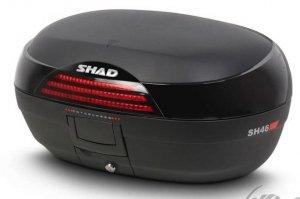 Kufer centralny SHAD SH46 BLACK