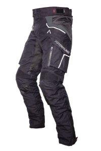 ADRENALINE Spodnie turystyczne ORION PPE czarny