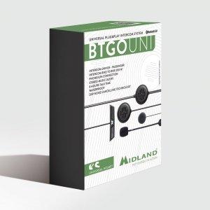 MIDLAND INTERCOM BT Go Uni iPlug&Play uniwersalny