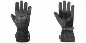 Rękawice motocyklowe BUSE Kiruna czarne