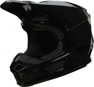 FOX KASK OFF-ROAD V-1 PLAIC BLACK
