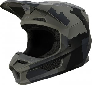 FOX KASK OFF-ROAD V-1 TREV CAMO