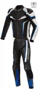 BUSE Mille Kombinezon motocyklowy czarno-niebieski