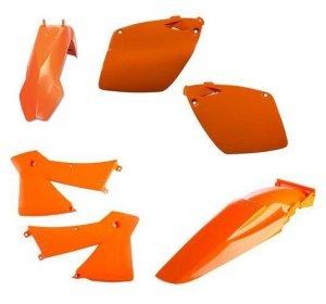 Acerbis KTM zestaw plastików EXC / SX  98-03
