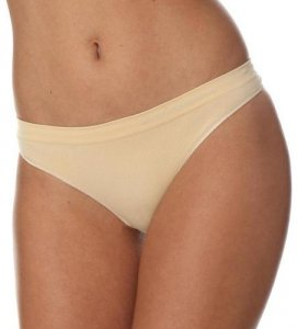 Brubeck TH00182A Stringi damskie COMFORT COTTON beżowy