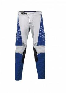 Acerbis Spodnie off-road Linear biało-niebieskie