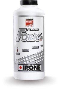 IPONE FORK FLUID 3 1L OLEJ DO TELESKOPÓW 100% SYNTETYK IP1139