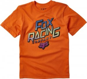 FOX T-SHIRT JUNIOR CRUISER ORANGE FLAME