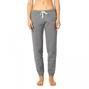 SPODNIE FOX LADY BOLT FLEECE PANT HEATHER GRAPHITE