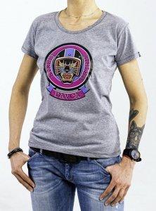 DAVCA T-shirt lady street athlets
