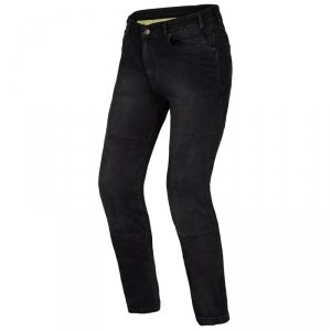 OZONE SPODNIE MOTO JEANS STAR II LADY WASHED BLACK