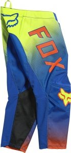 FOX SPODNIE OFF-ROAD JUNIOR 180 OKTIV BLUE