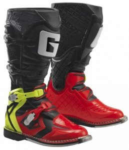 GAERNE BUTY CROSS G-REACT RED/YELLOW/BLACK