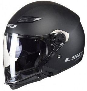 KASK LS2 OF569 SCAPE MATT BLACK