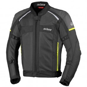 BUSE Kurtka motocyklowa Santerno czarna