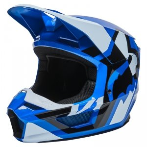 FOX KASK OFF-ROAD V1 LUX BLUE