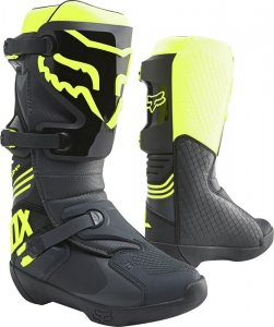 FOX BUTY OFF-ROAD COMP BLACK/YELLOW