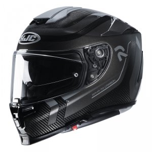 HJC KASK INTEGRALNY R-PHA-70 CARBON REPLE BLACK