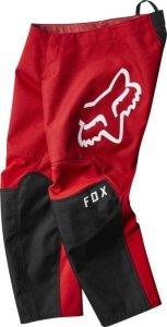 FOX SPODNIE OFF-ROAD JUNIOR 180 PRIX FLAME RED