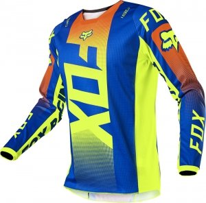 FOX BLUZA OFF-ROAD 180 OKTIV BLUE
