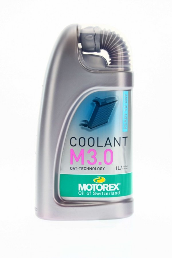 Motorex Coolant M3.0 ready to use / 1L