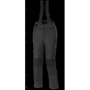 BUSE Spodnie moto dziecięce z szelkami czarne