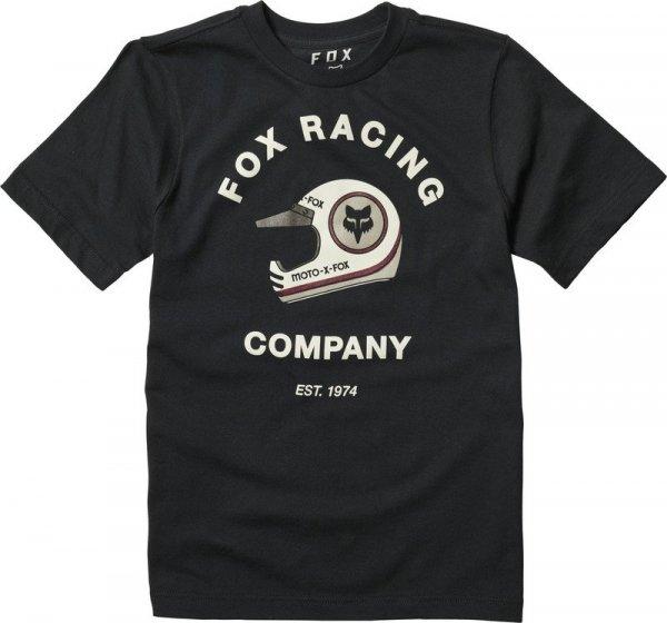 FOX T-SHIRT JUNIOR MOTO 3 BLACK