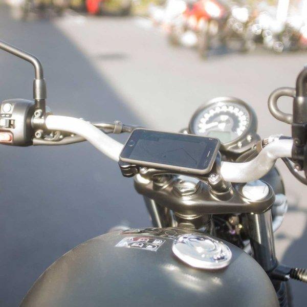 SP CONNECT ZESTAW MOTO BUNDLE IPHONE 12 MINI BLACK