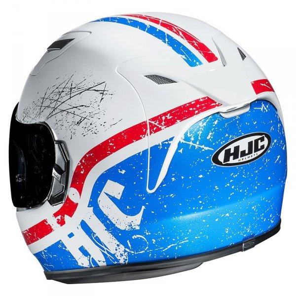 HJC FG-ST KASK INTEGRALNY LABI WHITE/BLUE