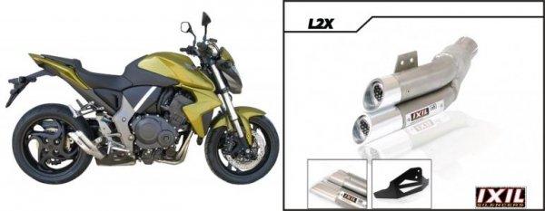 Wydech Honda CB1000R HORNET XH6377V