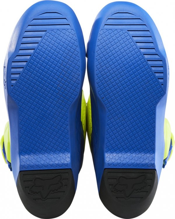 FOX BUTY OFF-ROAD COMP YELLOW/BLUE