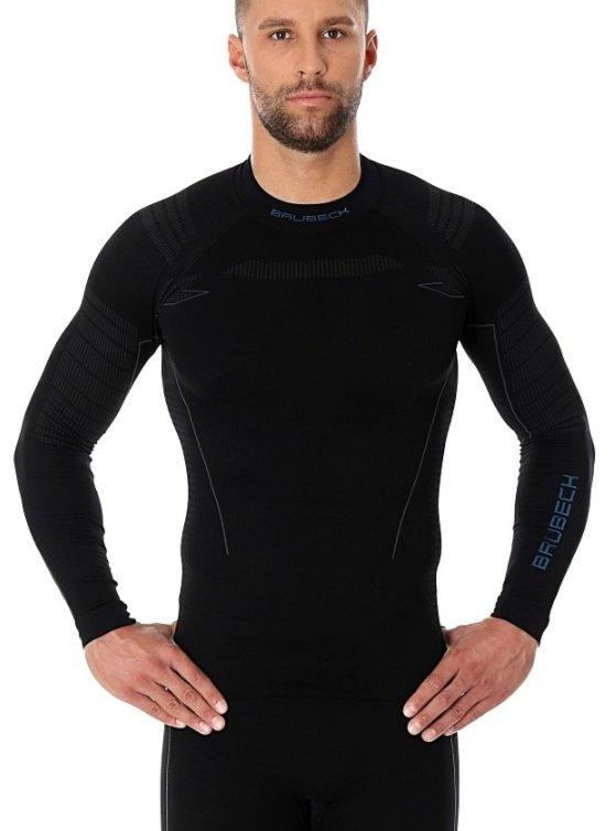 Brubeck  THERMO - Bluza męska ogrzewająca