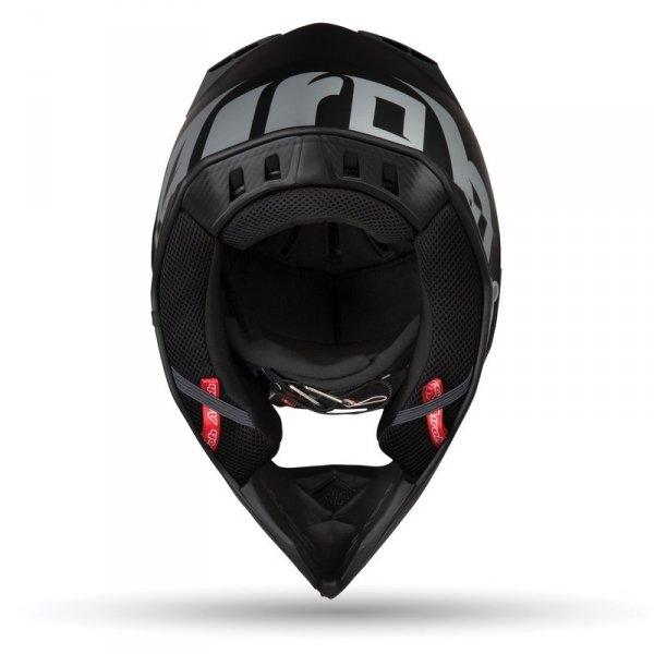 AIROH KASK OFF-ROAD TERMINATOR  VISION  BLACK MATT
