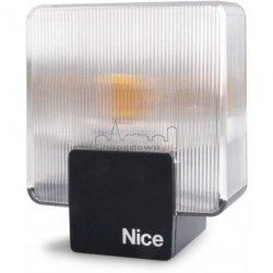 Lampa sygnalizacyjna ELDC LED (12V) z wbudowaną anteną 433.92 MHz, BLUEBUS